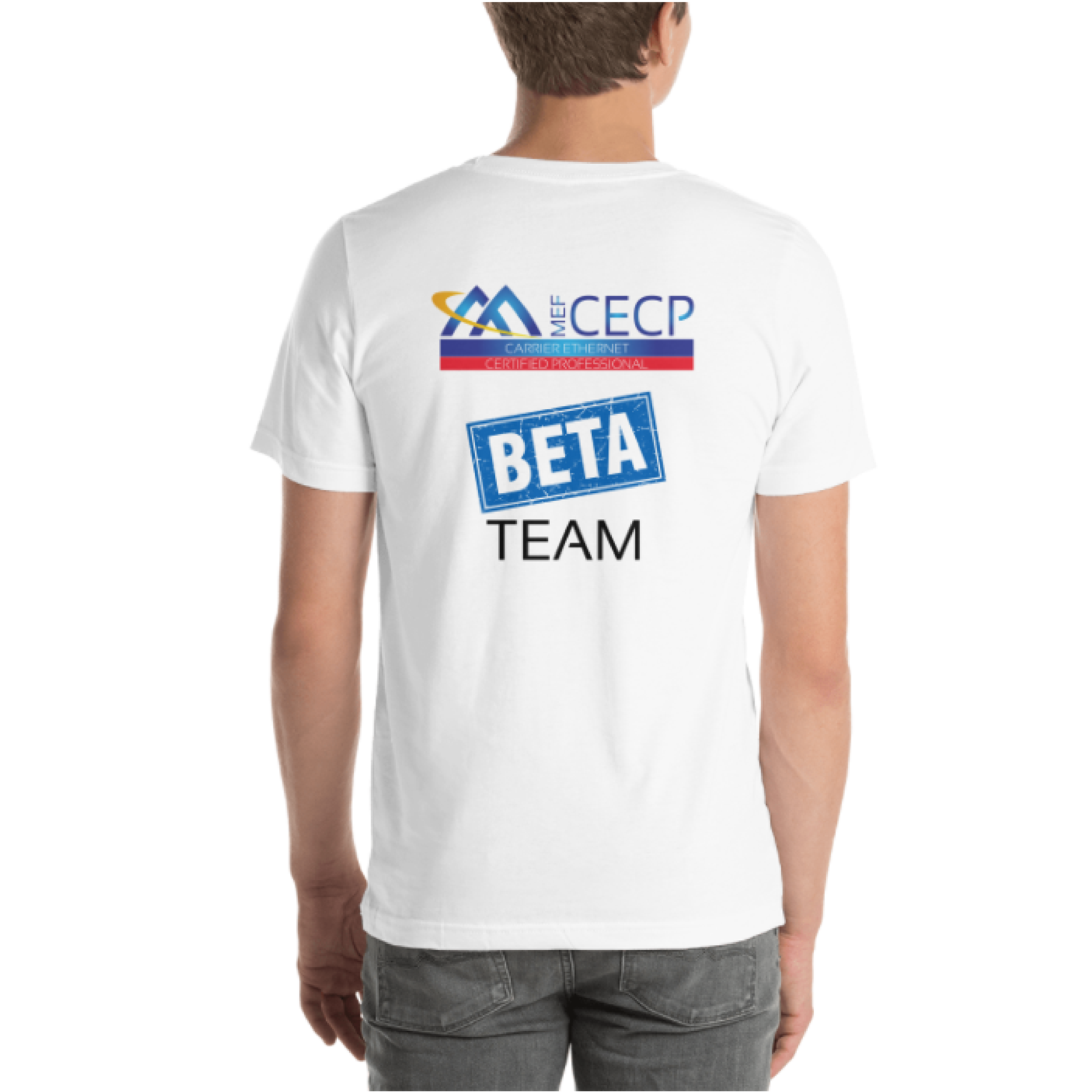 Mef Cecp Beta Team Short Sleeve Unisex T Shirt T Shirts
